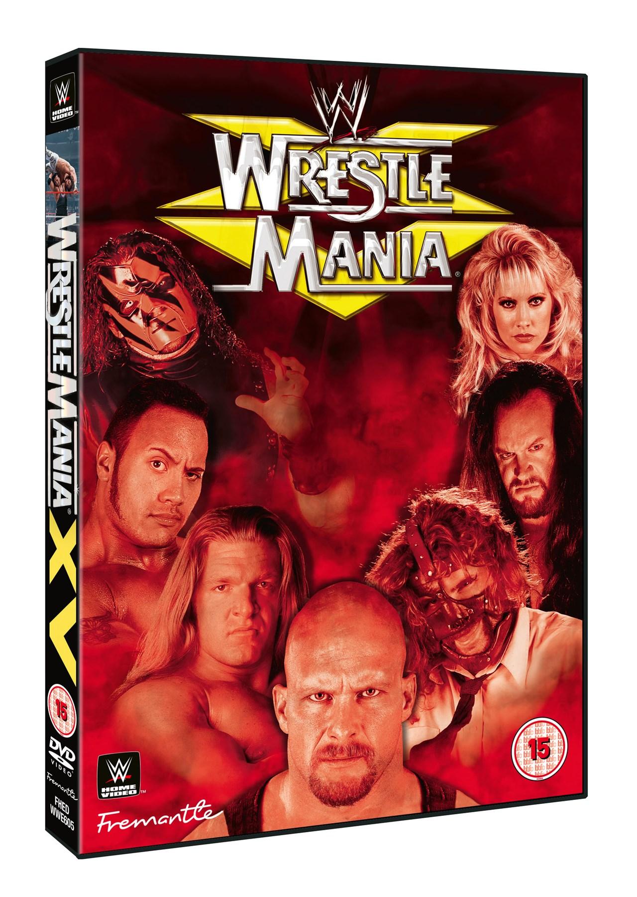 WWE: WrestleMania 15 - 2