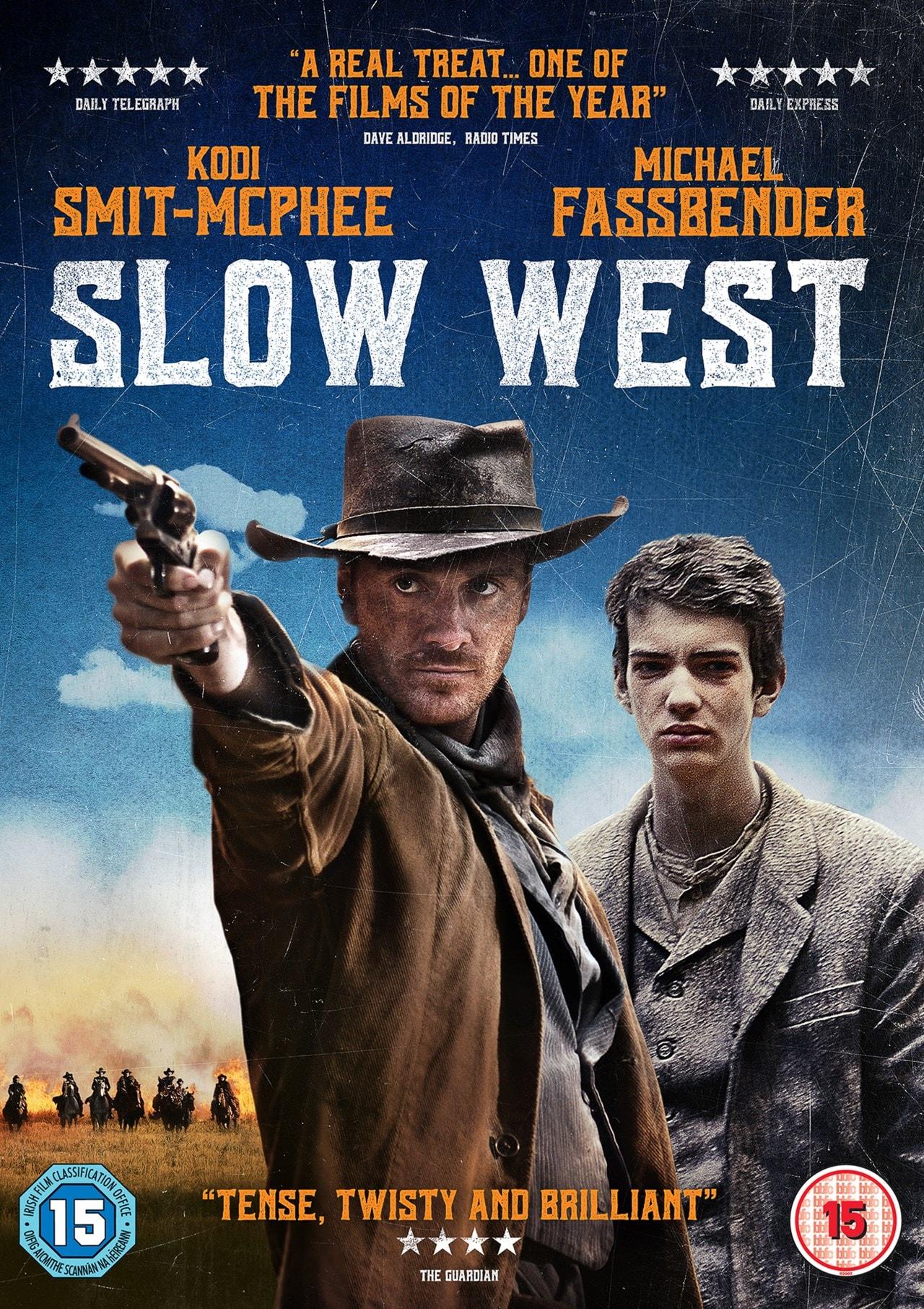 Slow West - 1