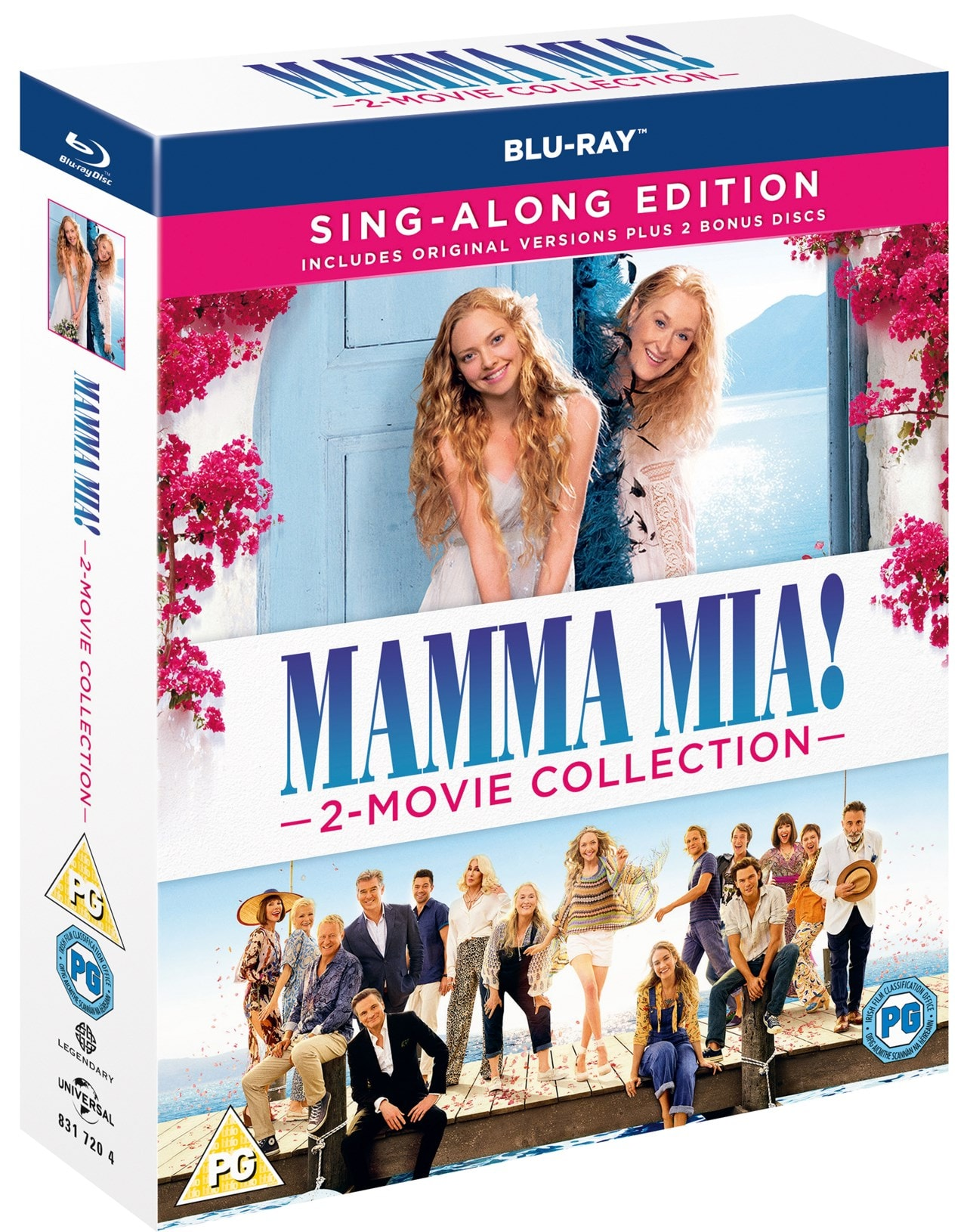 Mamma Mia!: 2-movie Collection - 2