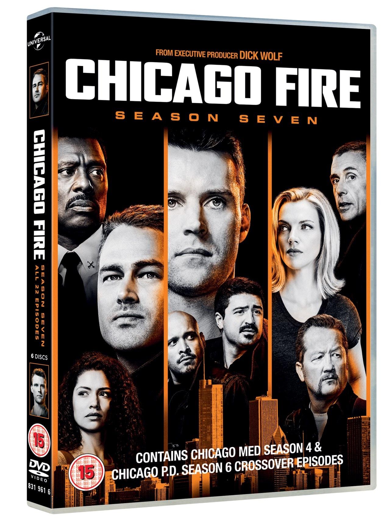 Chicago Fire: Season Seven - 2