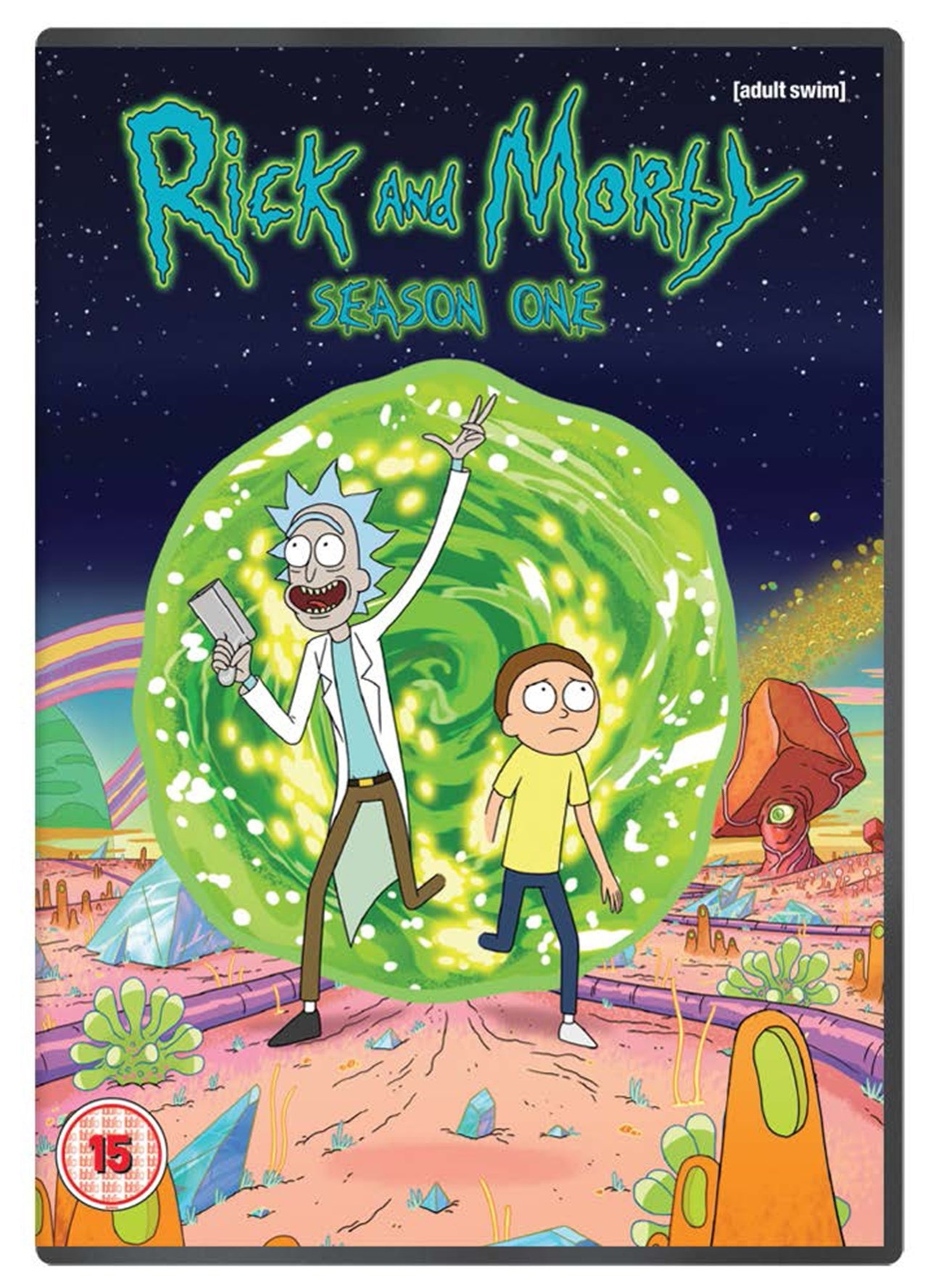 Rick and Morty: Season 1 - 1