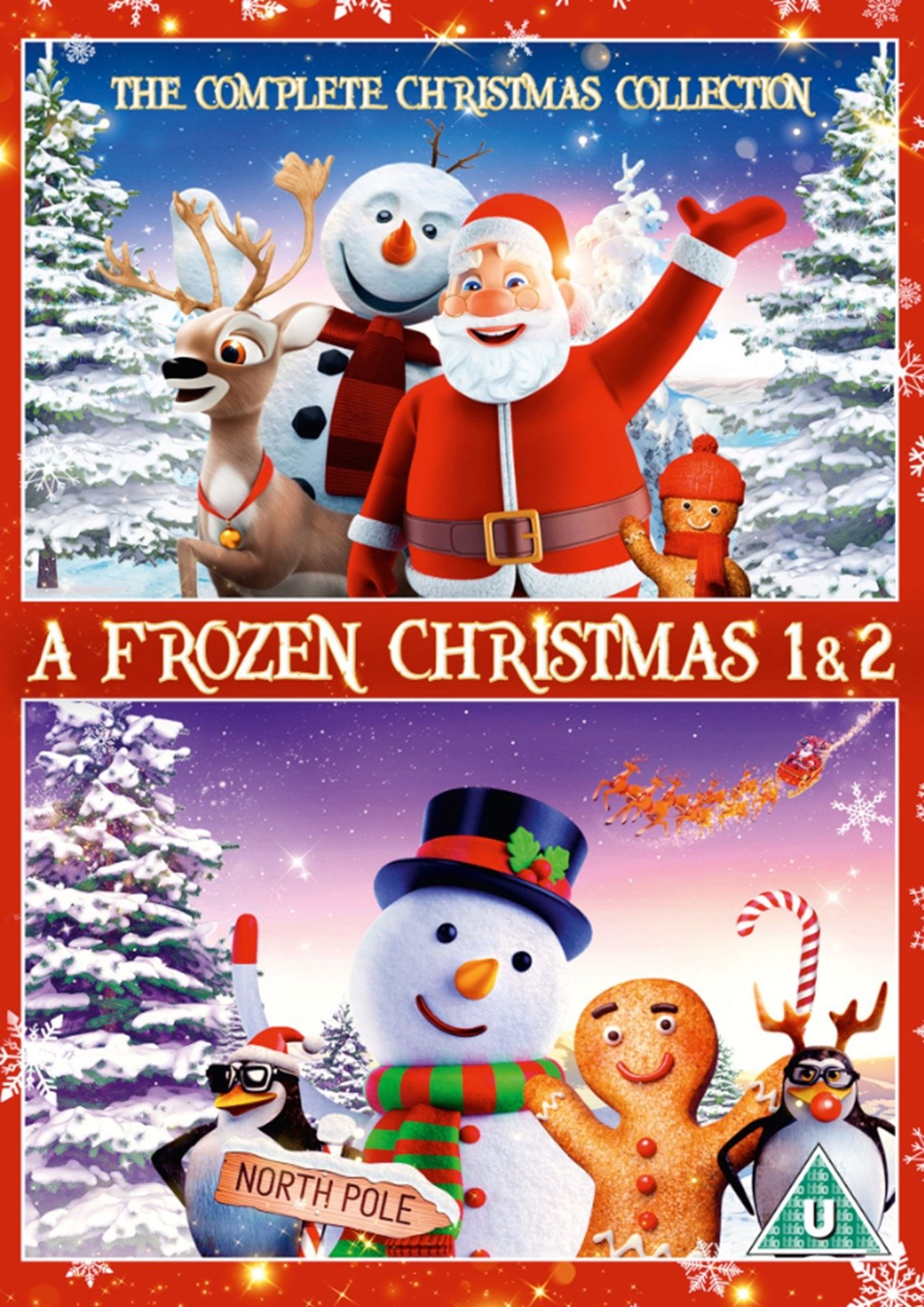 A Frozen Christmas: The Collection - 1