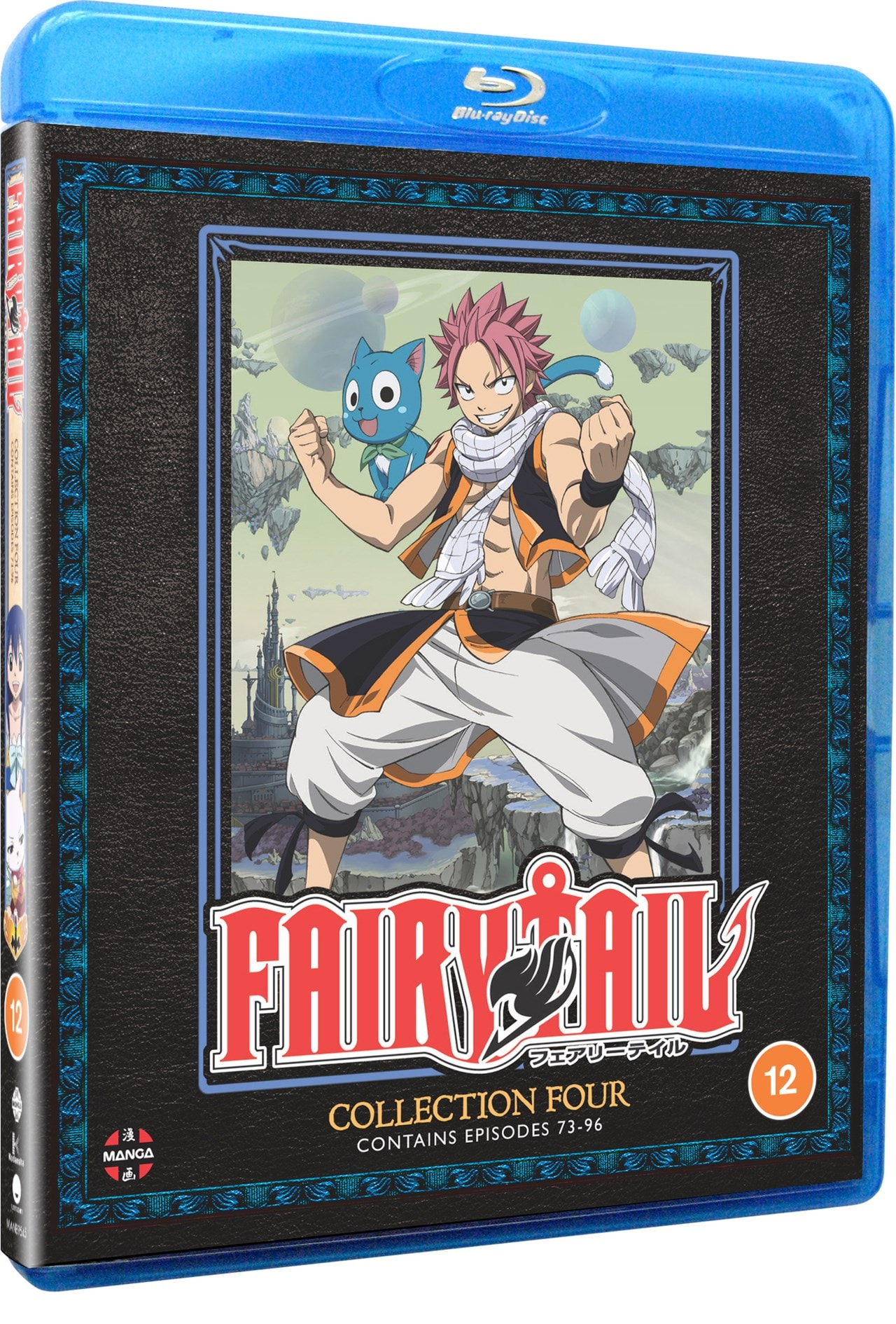 Fairy Tail: Collection 4 - 2