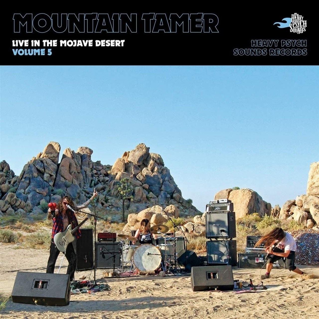 Live in the Mojave Desert - Volume 5 - 1