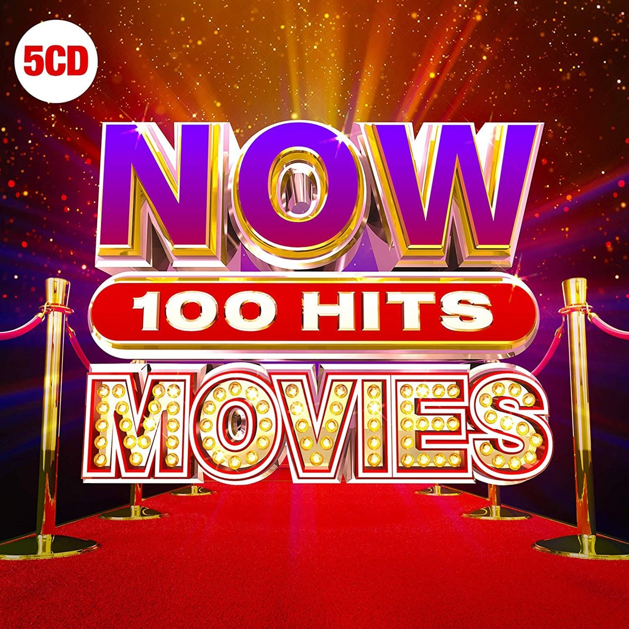 Now 100 Hits: Movies - 1