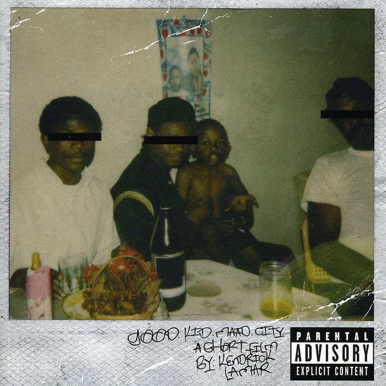 Good Kid, M.A.A.d City: With Remixes - 1
