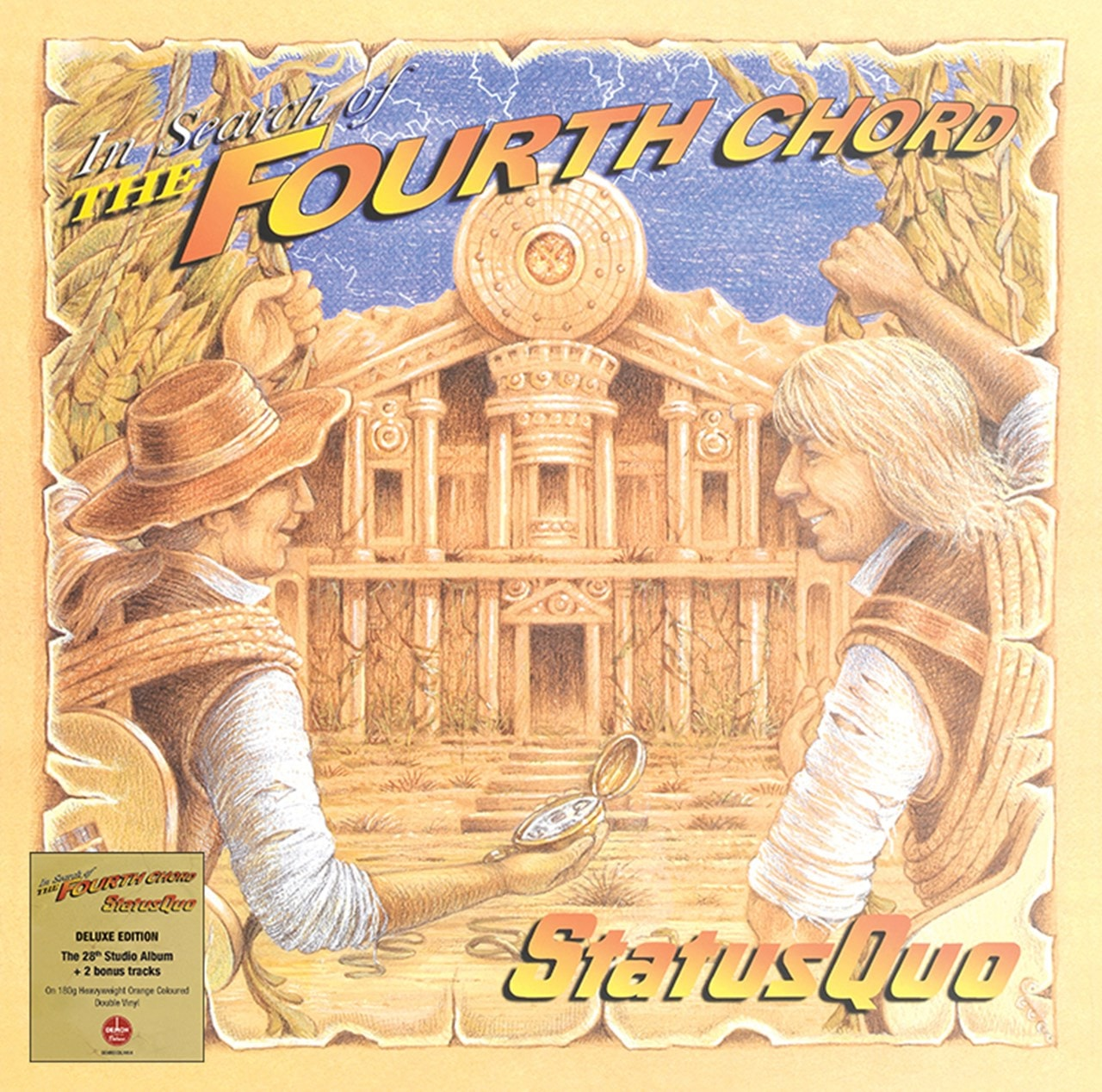In Search of the Fourth Chord - 1