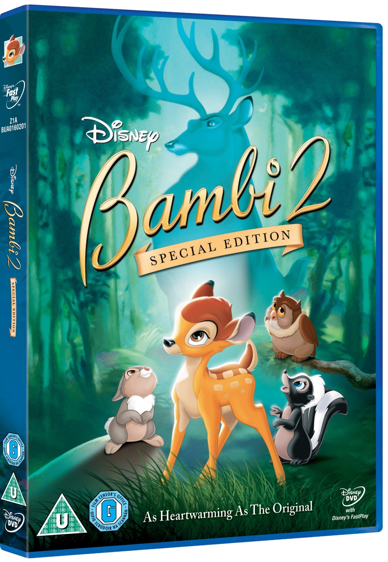 Bambi 2 - The Great Prince of the Forest - 2