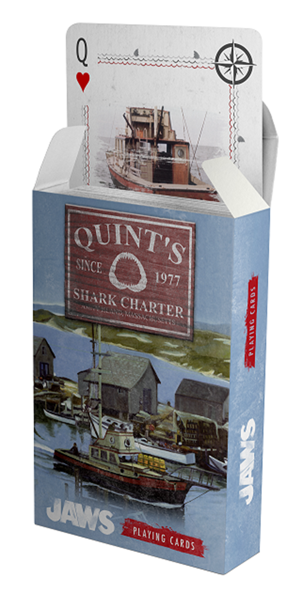 Jaws Playing Cards - 1