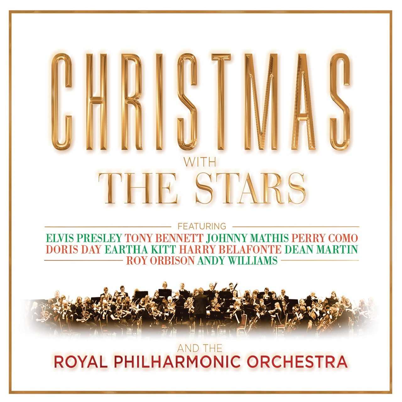 Christmas With the Stars & the Royal Philharmonic - 1