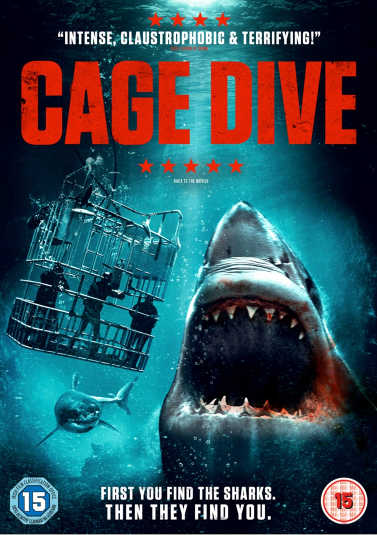 Cage Dive - 1