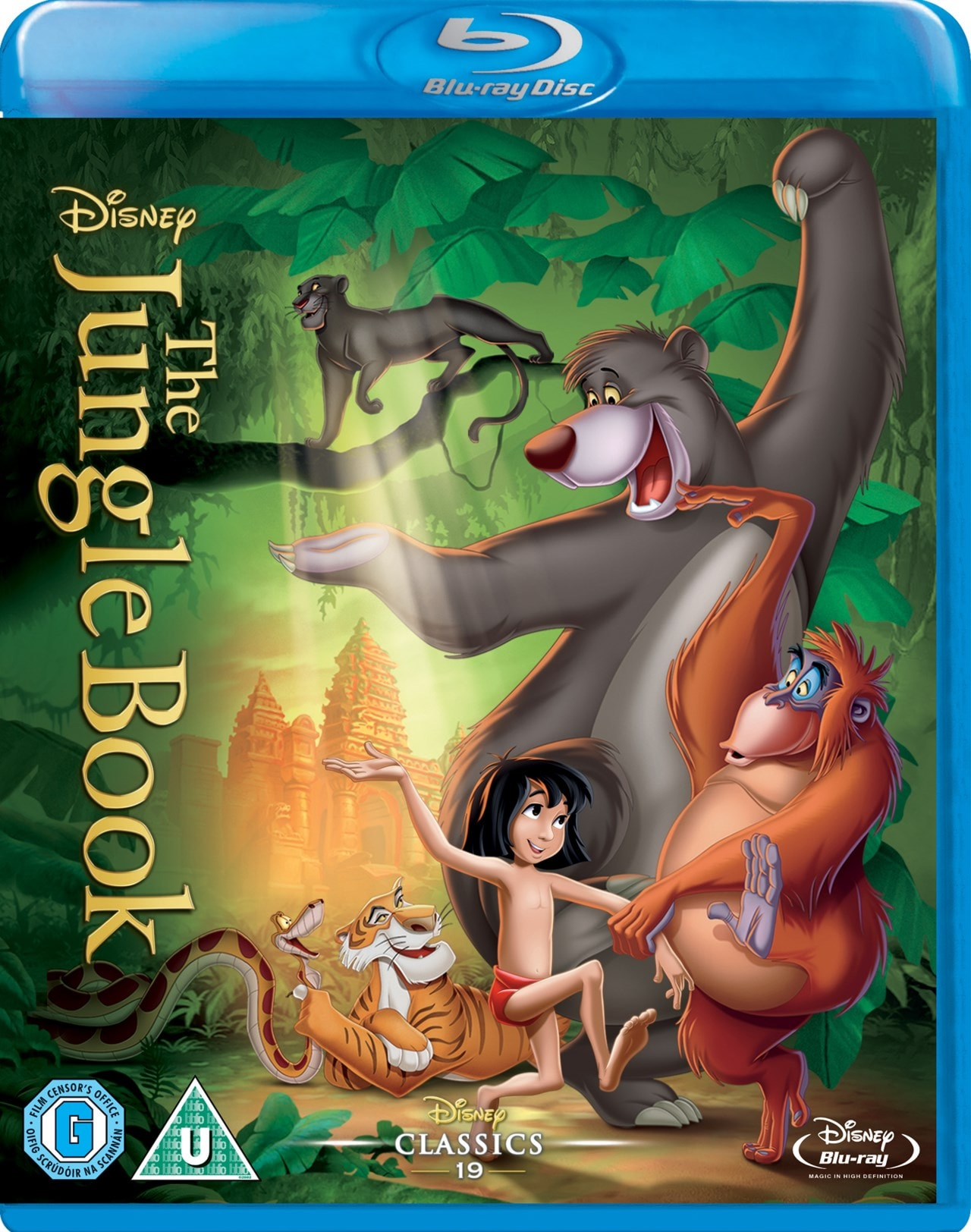 The Jungle Book (Disney) - 3