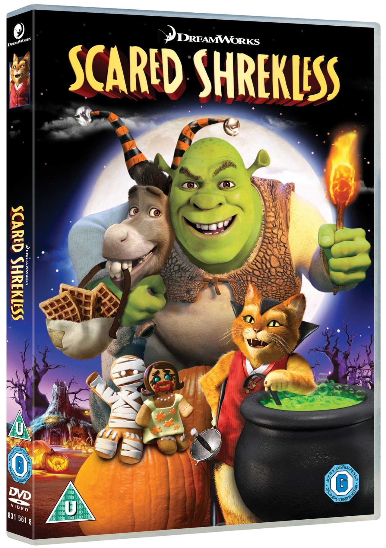 Scared Shrekless: Spooky Story Collection - 2
