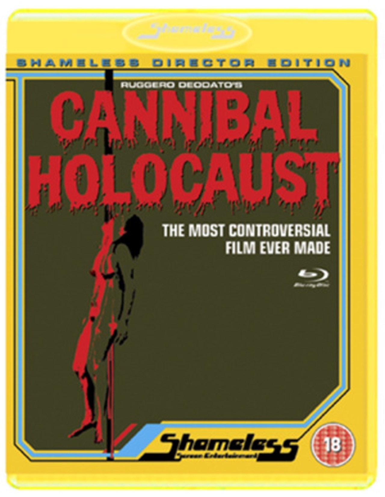 Cannibal Holocaust: Ruggero Deodato's New Edit - 1