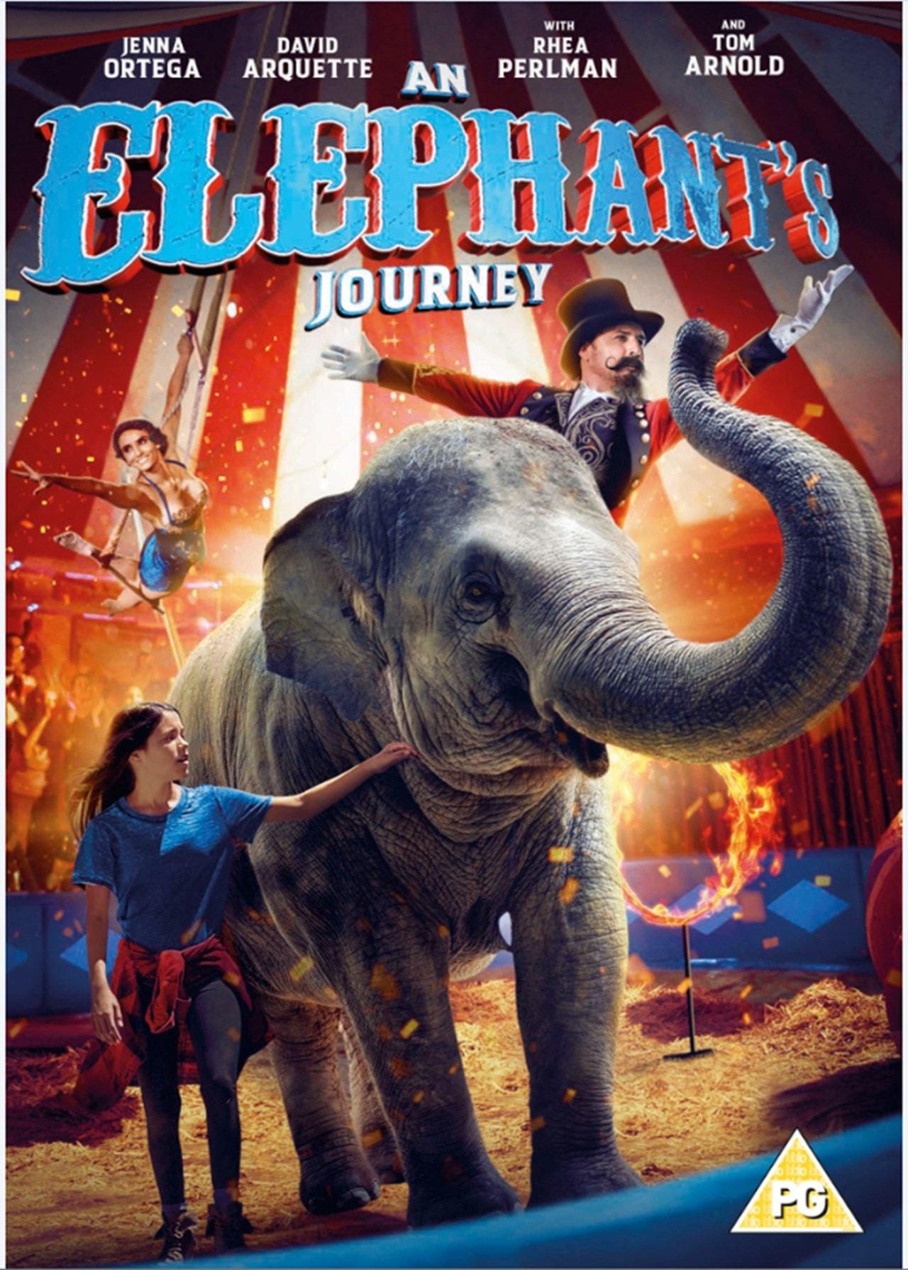 An Elephant's Journey - 1
