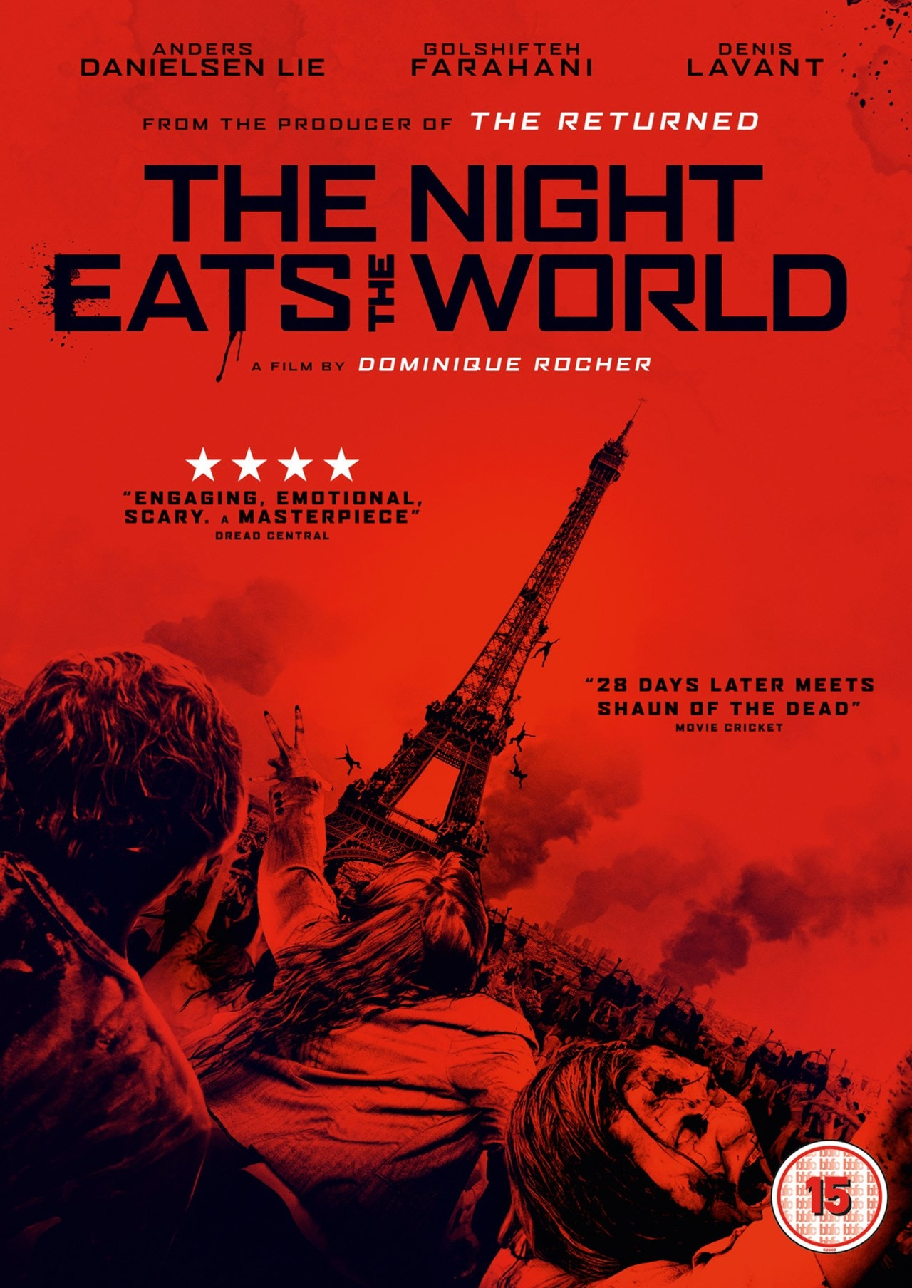 The Night Eats the World - 1