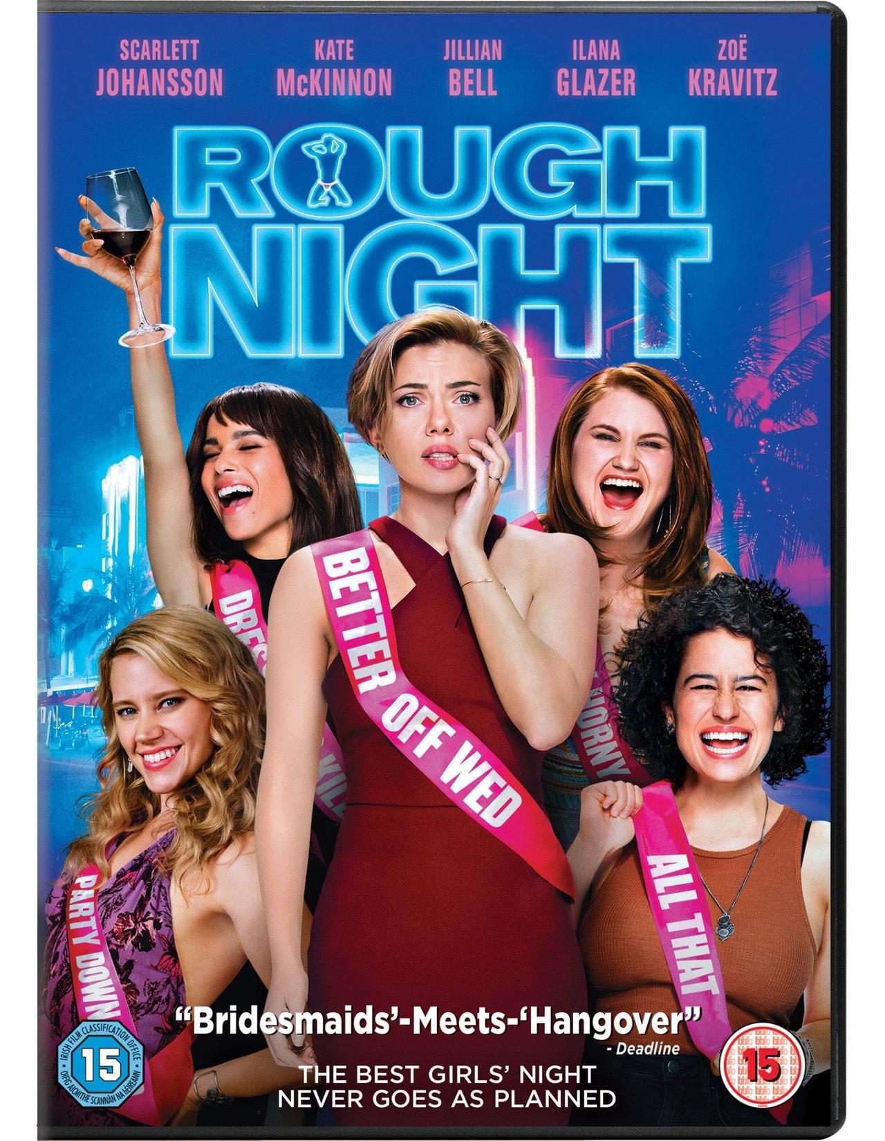 Rough Night - 1