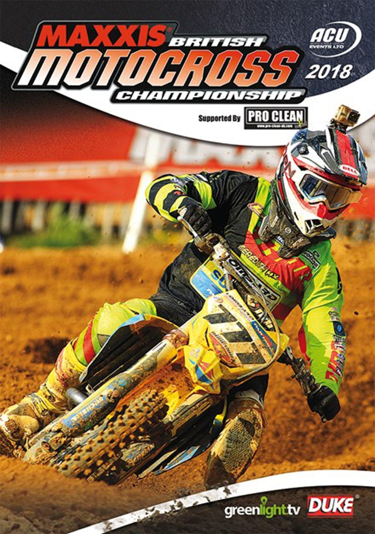 British Motocross Championship Review: 2018 - 2