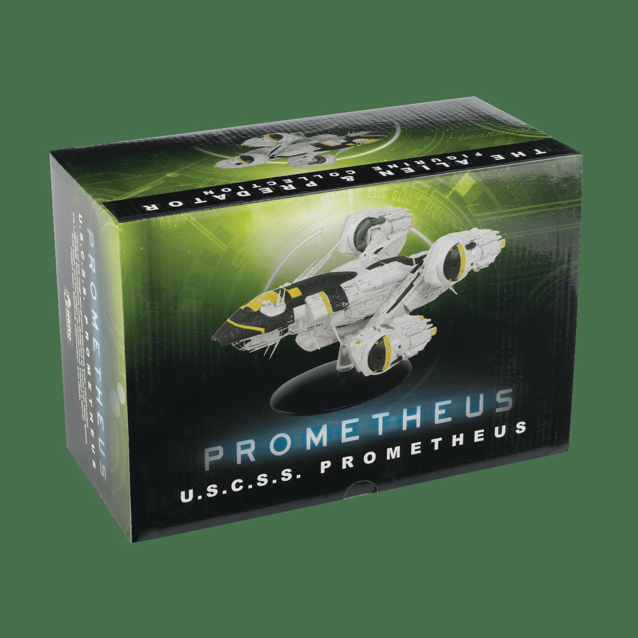 Alien: U.S.C.S.S. Prometheus Ship Hero Collector - 4