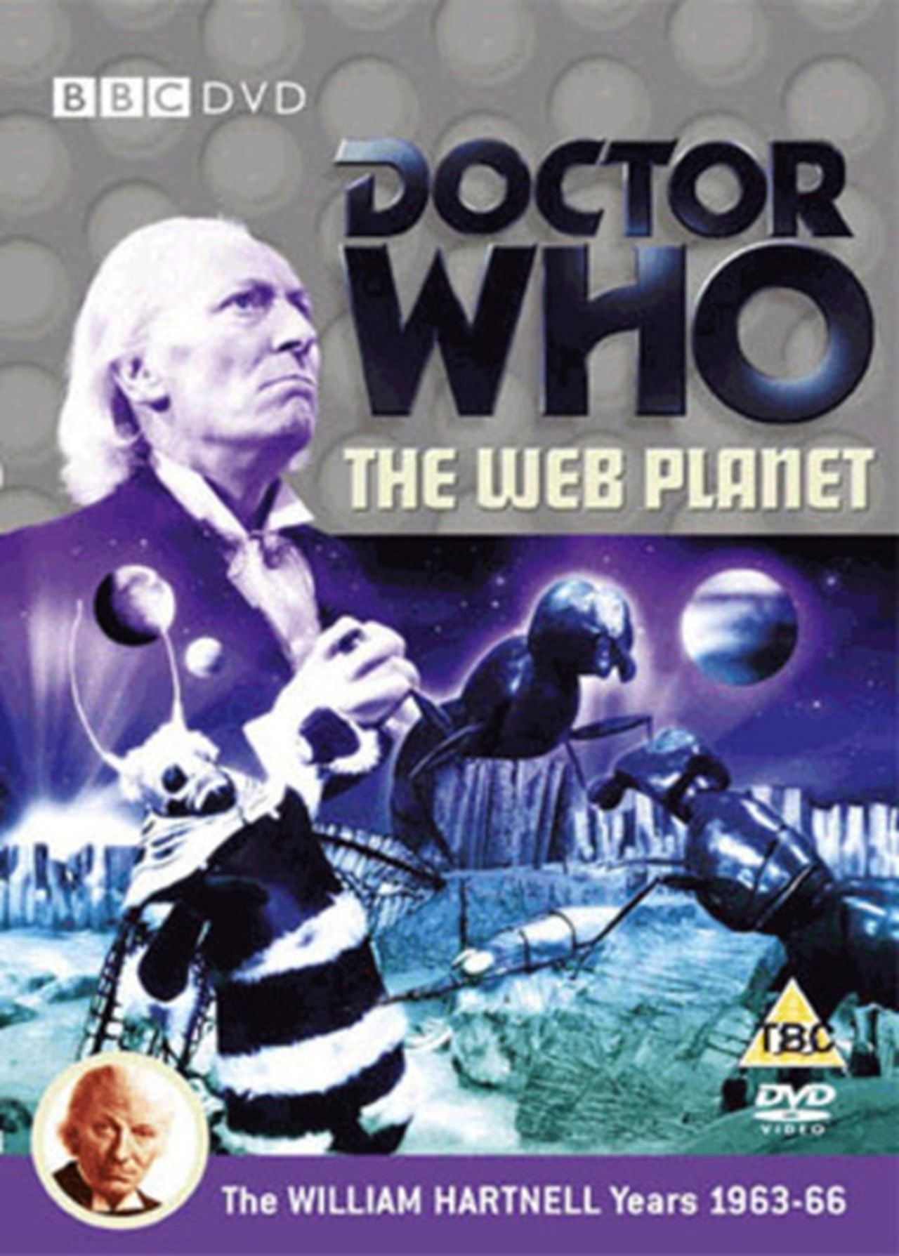 Doctor Who: The Web Planet - 1