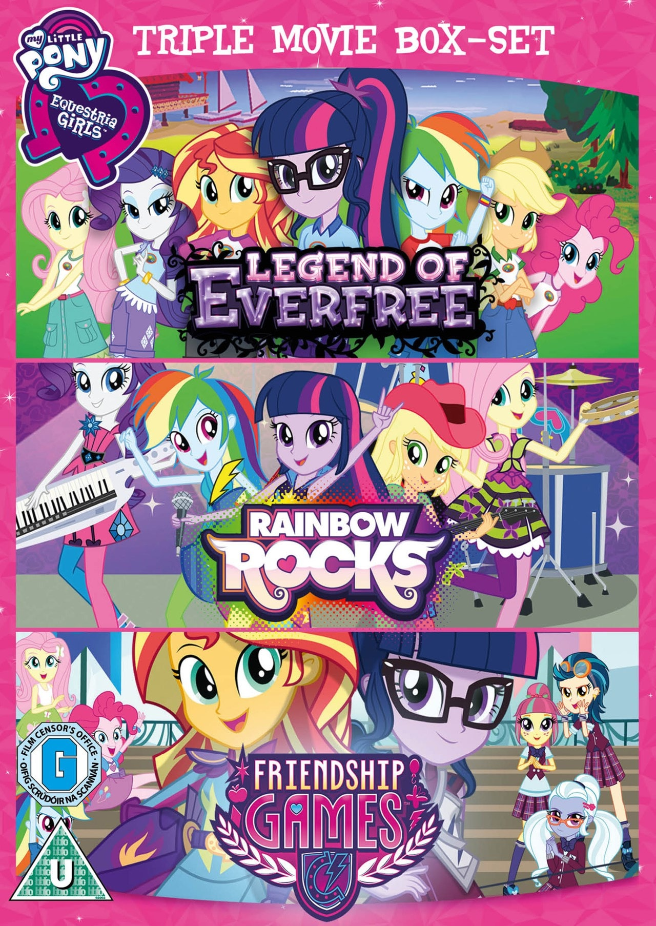 My Little Pony: Equestria Girls - Collection - 1