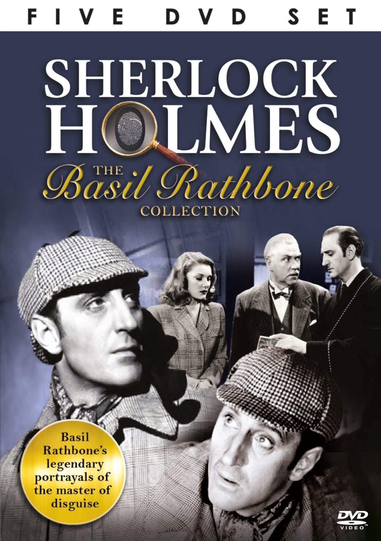 Sherlock Holmes: The Basil Rathbone Collection - 1
