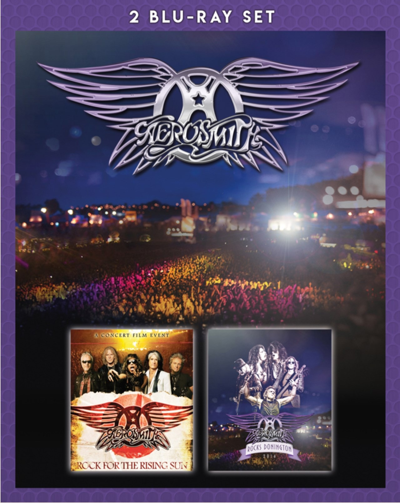 Aerosmith Rocks Donington/Aerosmith: Rock for the Rising Sun - 1