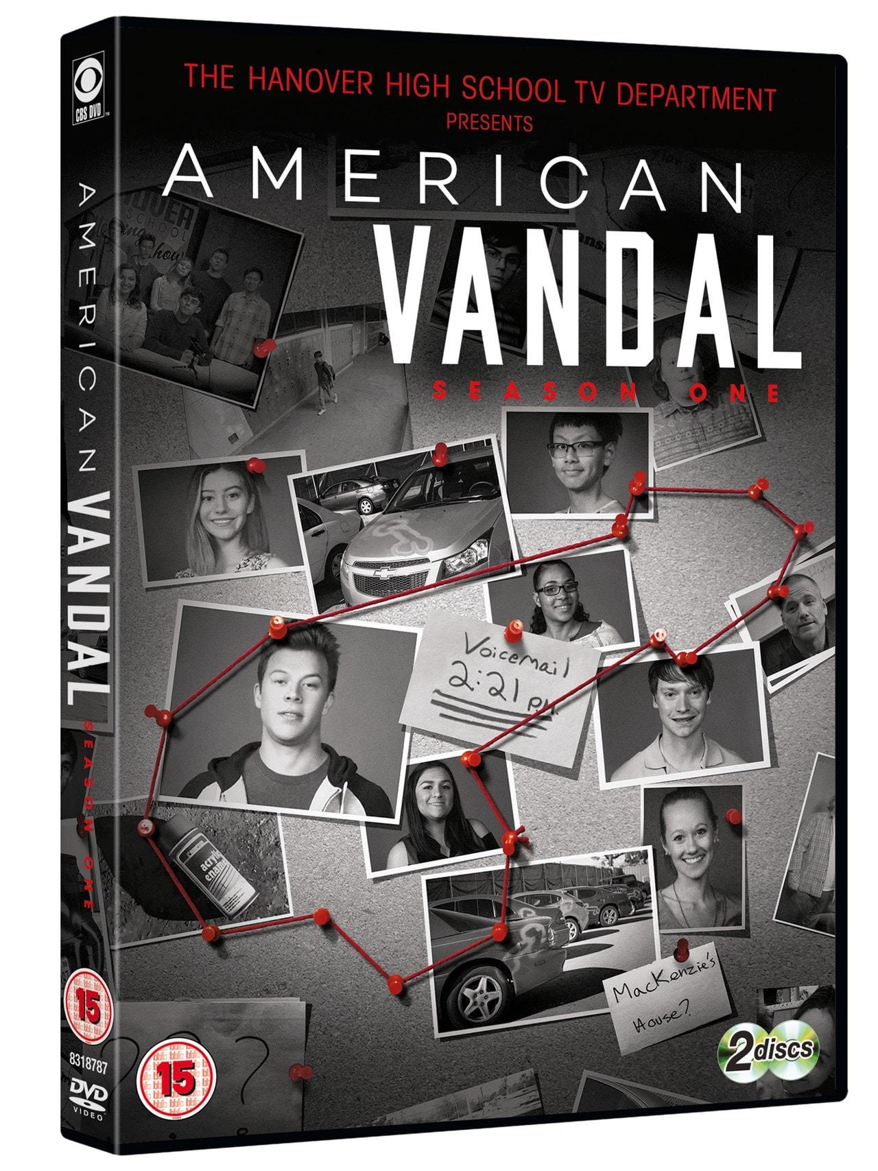 American Vandal: Seasonone - 2