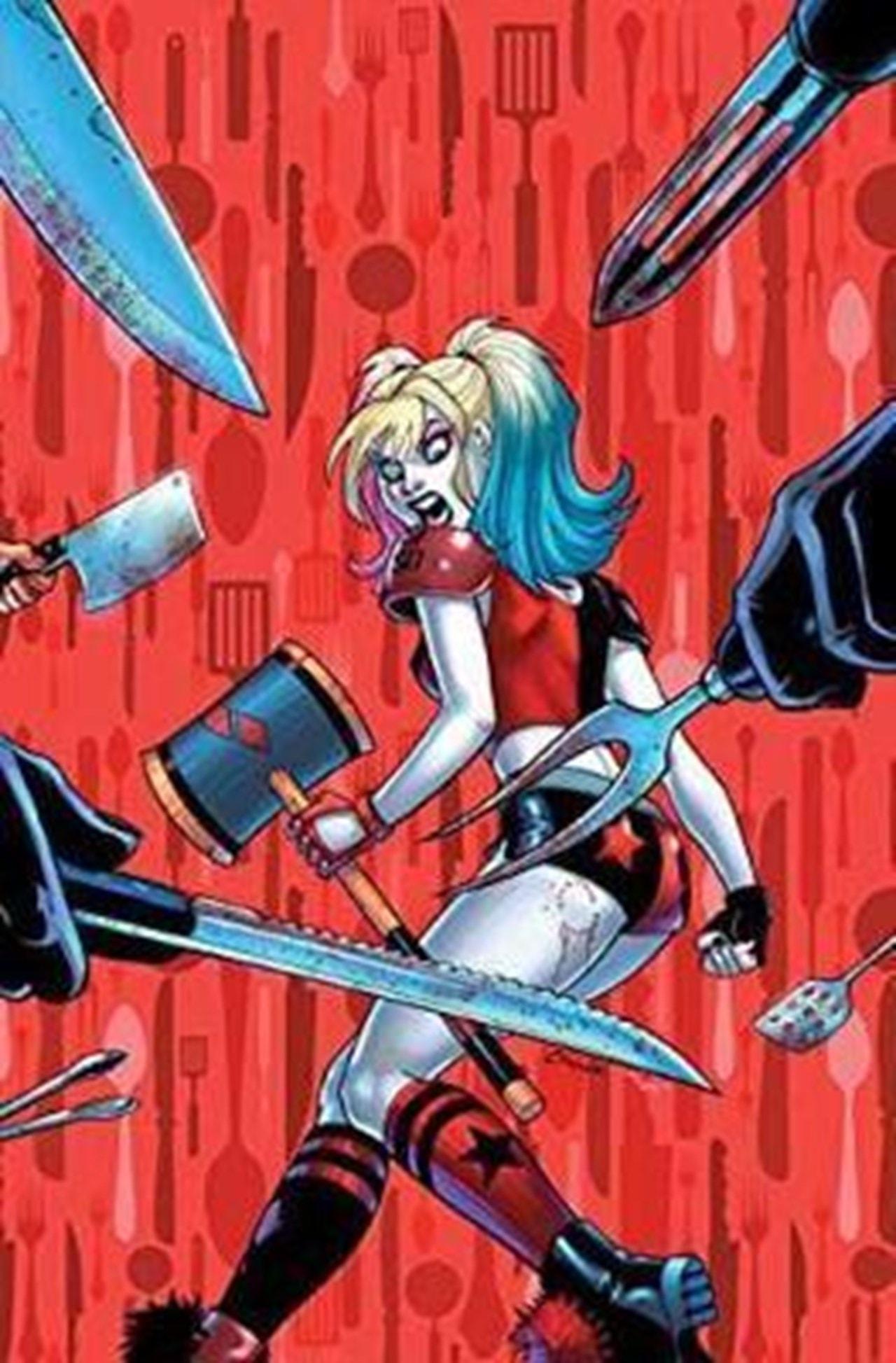 Harley Quinn (Rebirth) Vol 3 - 1