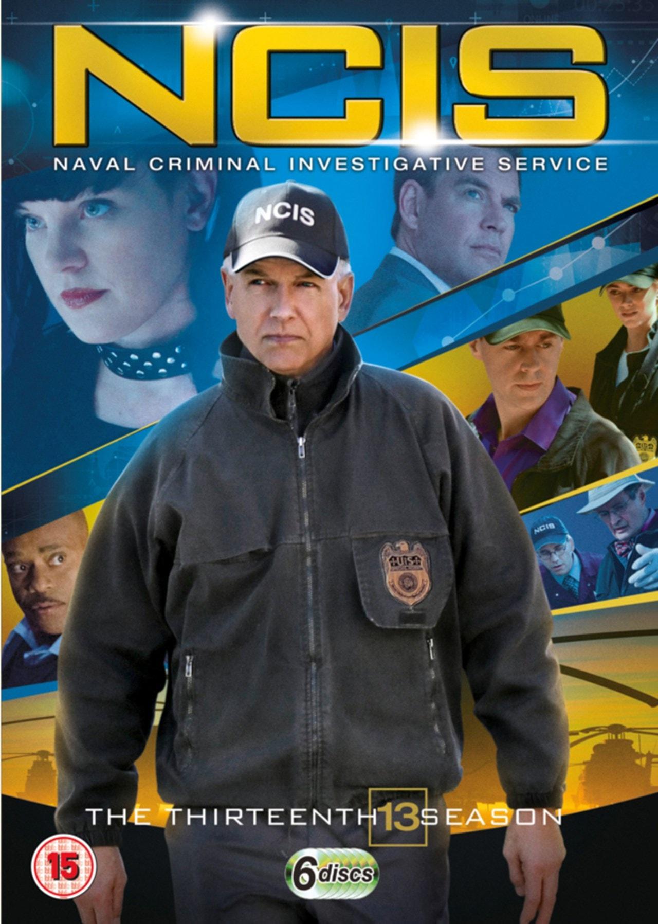 NCIS: The Thirteenth Season - 1