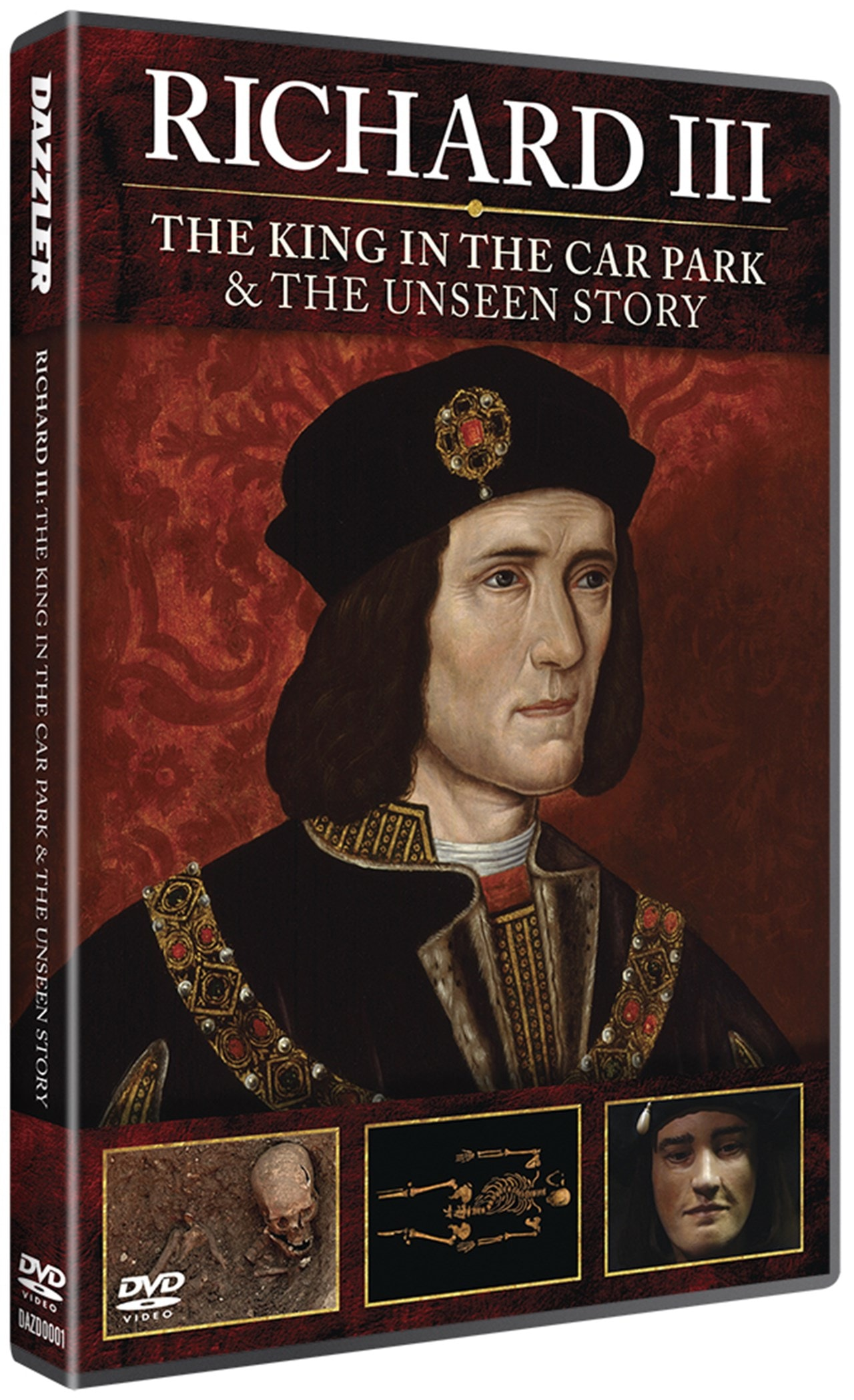 Richard III: The King in the Carpark/The Unseen Story - 2