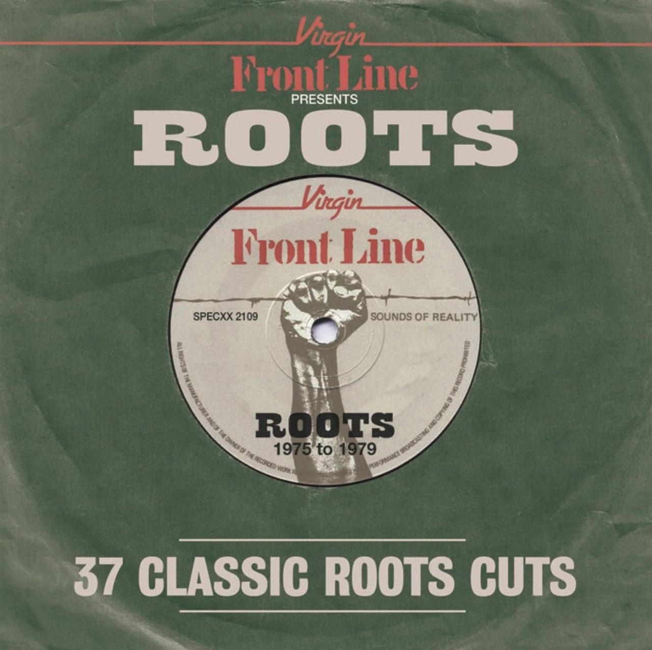 Front Line Presents Roots: 37 Classics Roots Cuts - 1