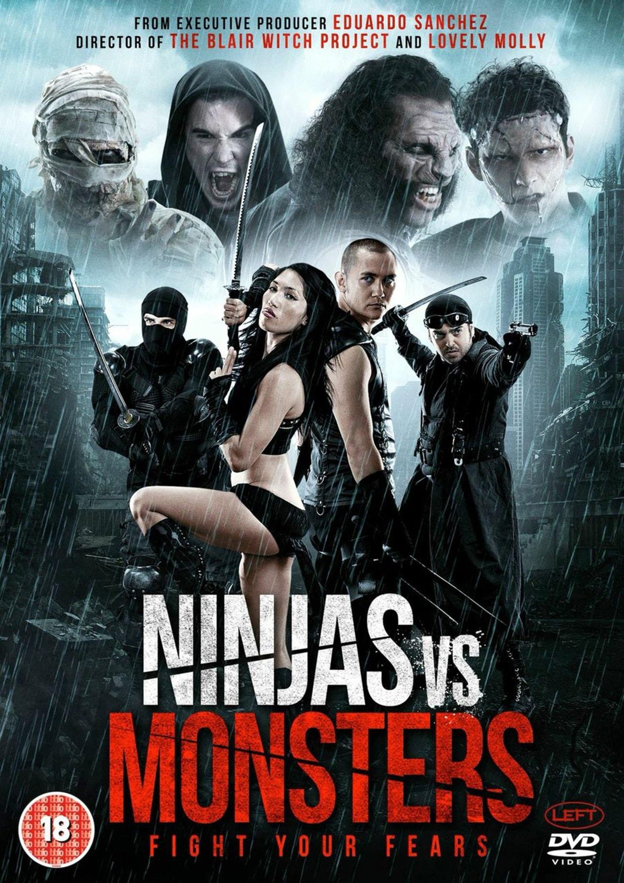 Ninjas Vs Monsters - 1