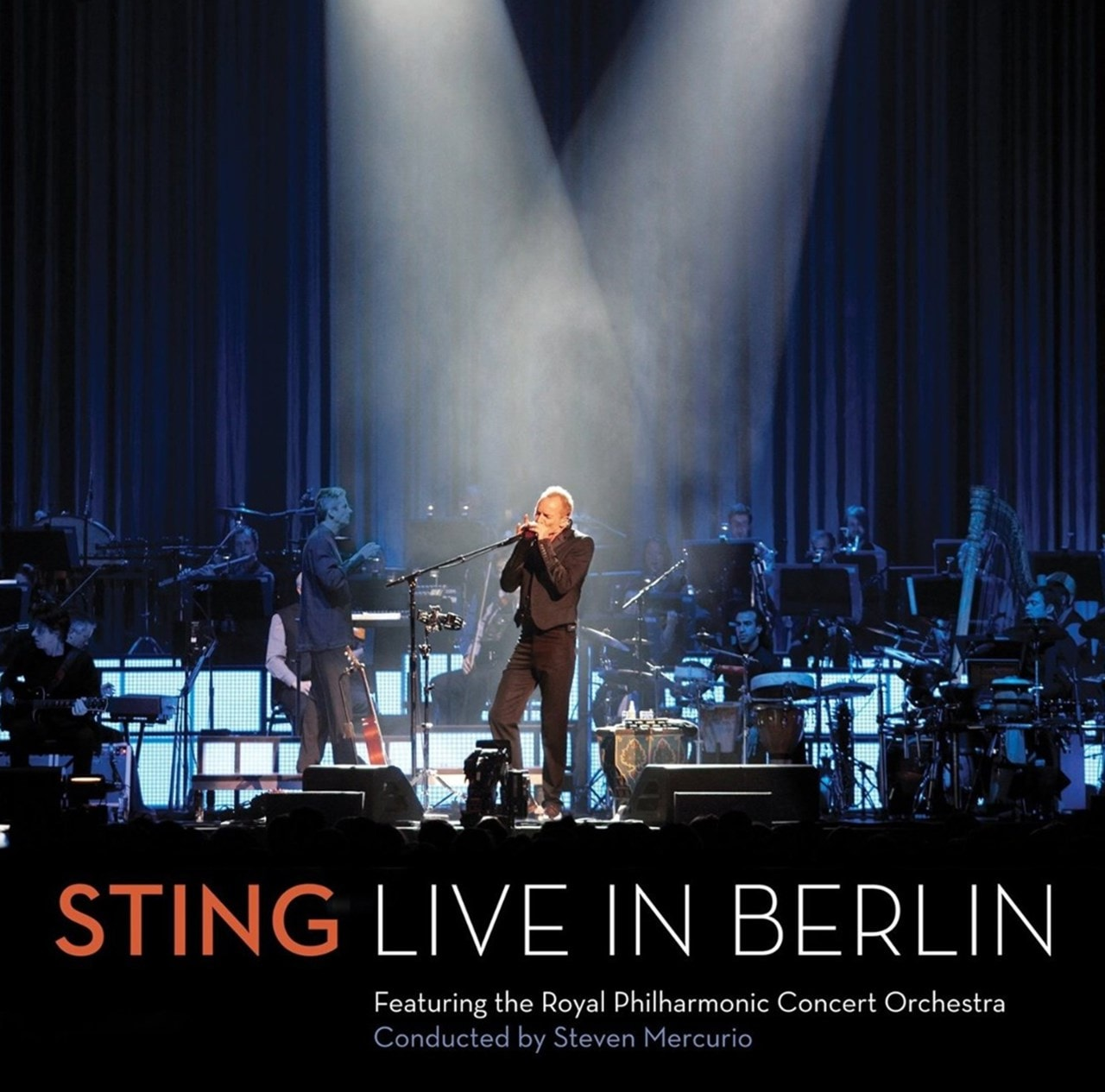 Live in Berlin: Featuring the Royal Philharmonic Orchestra - 1