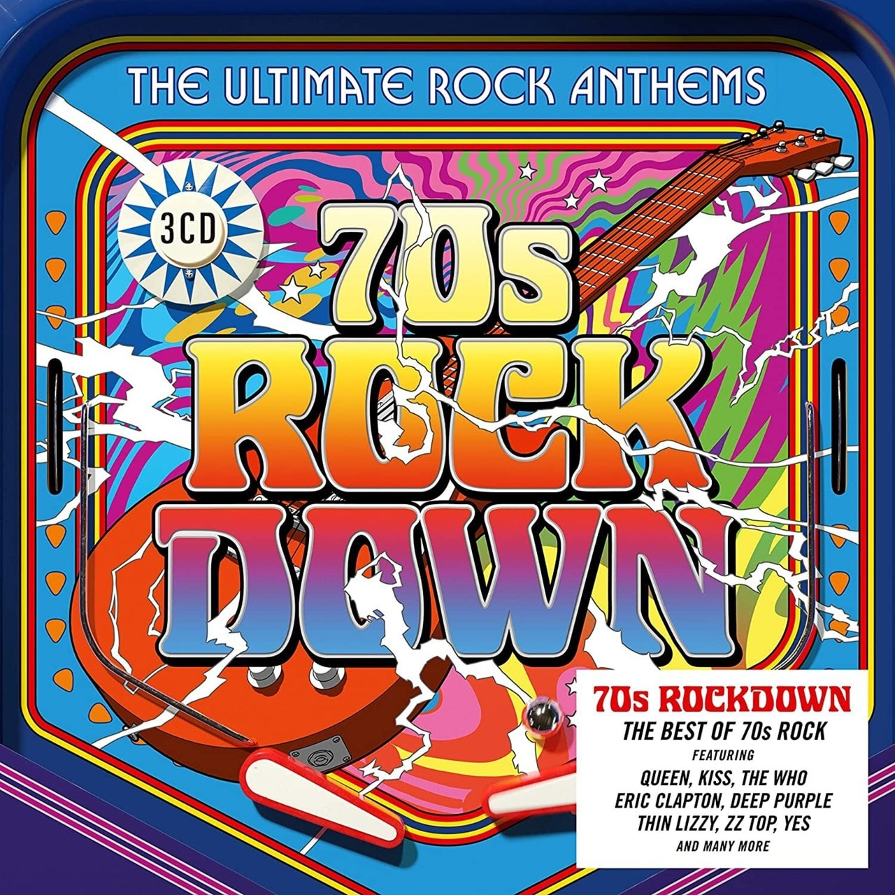 70s Rock Down: The Ultimate Rock Anthems - 1