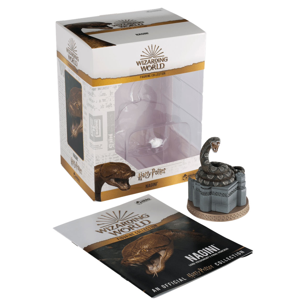Nagini: Harry Potter Figurine: Hero Collector - 2