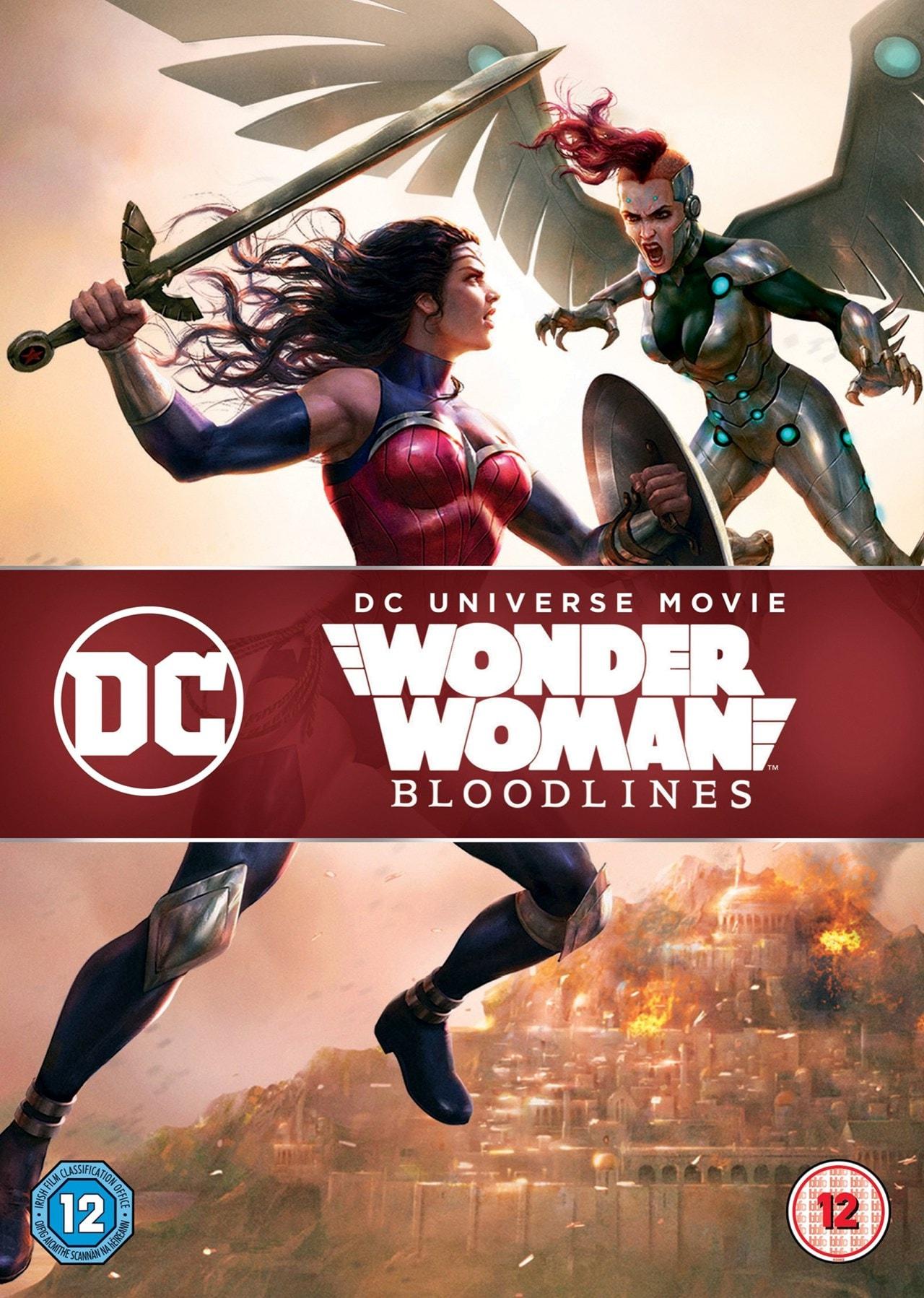 Wonder Woman: Bloodlines - 1