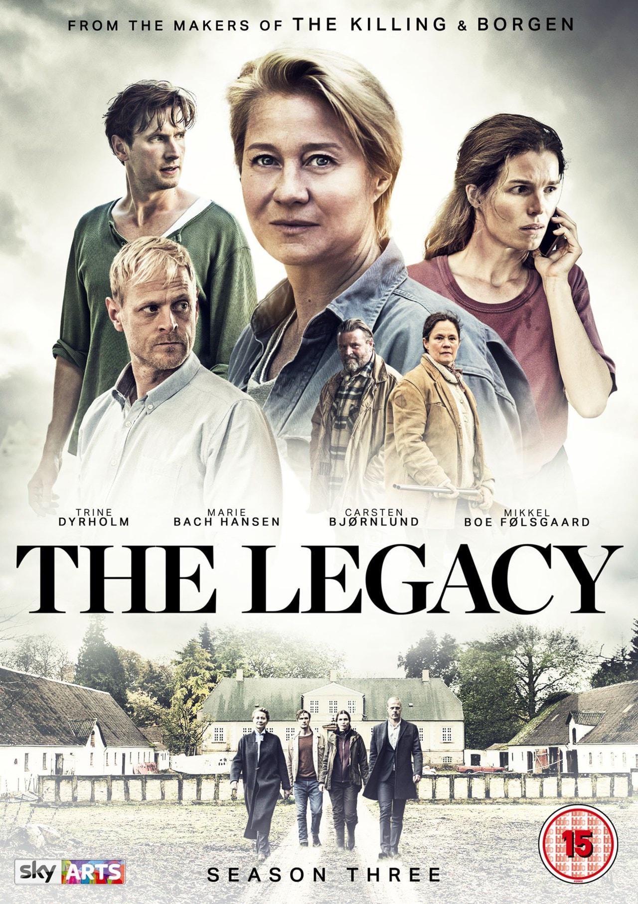 The Legacy: Season 3 - 1