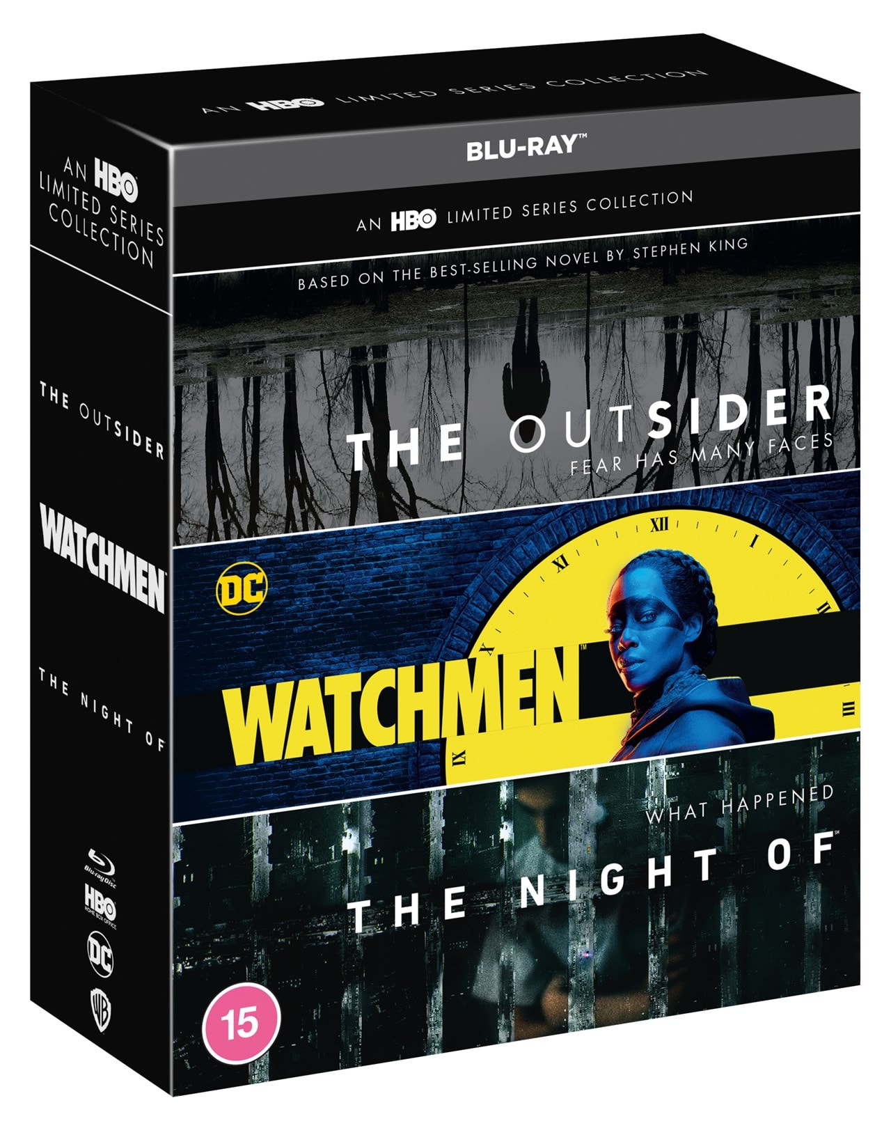 The Outsider/Watchmen/The Night Of - 2