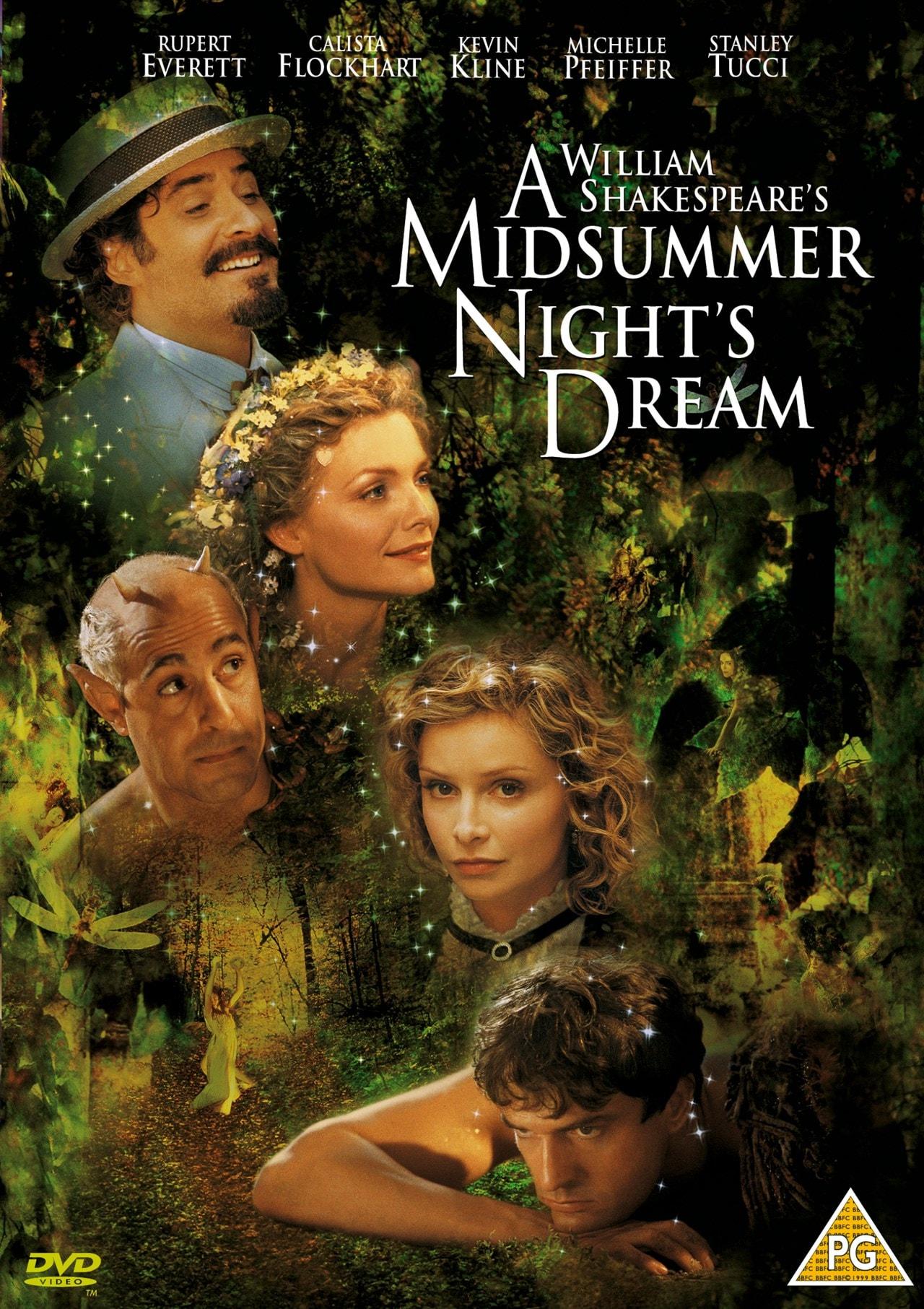 A Midsummer Night's Dream - 1
