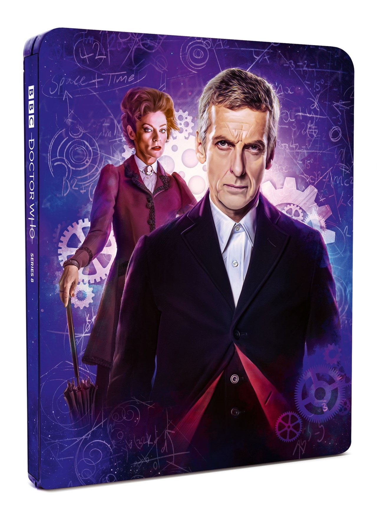 Doctor Who: The Complete Eighth Series Limited Edition Steelbook - 1