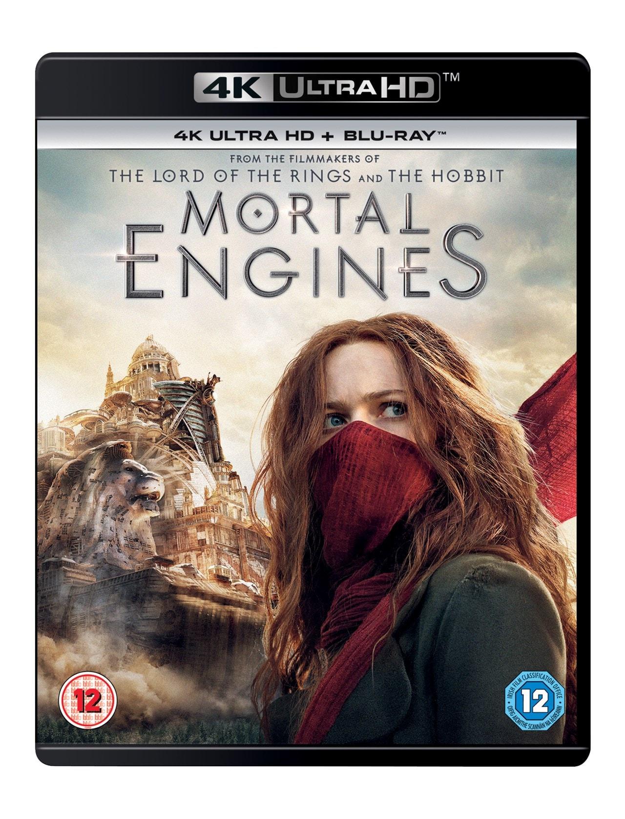 Mortal Engines - 1