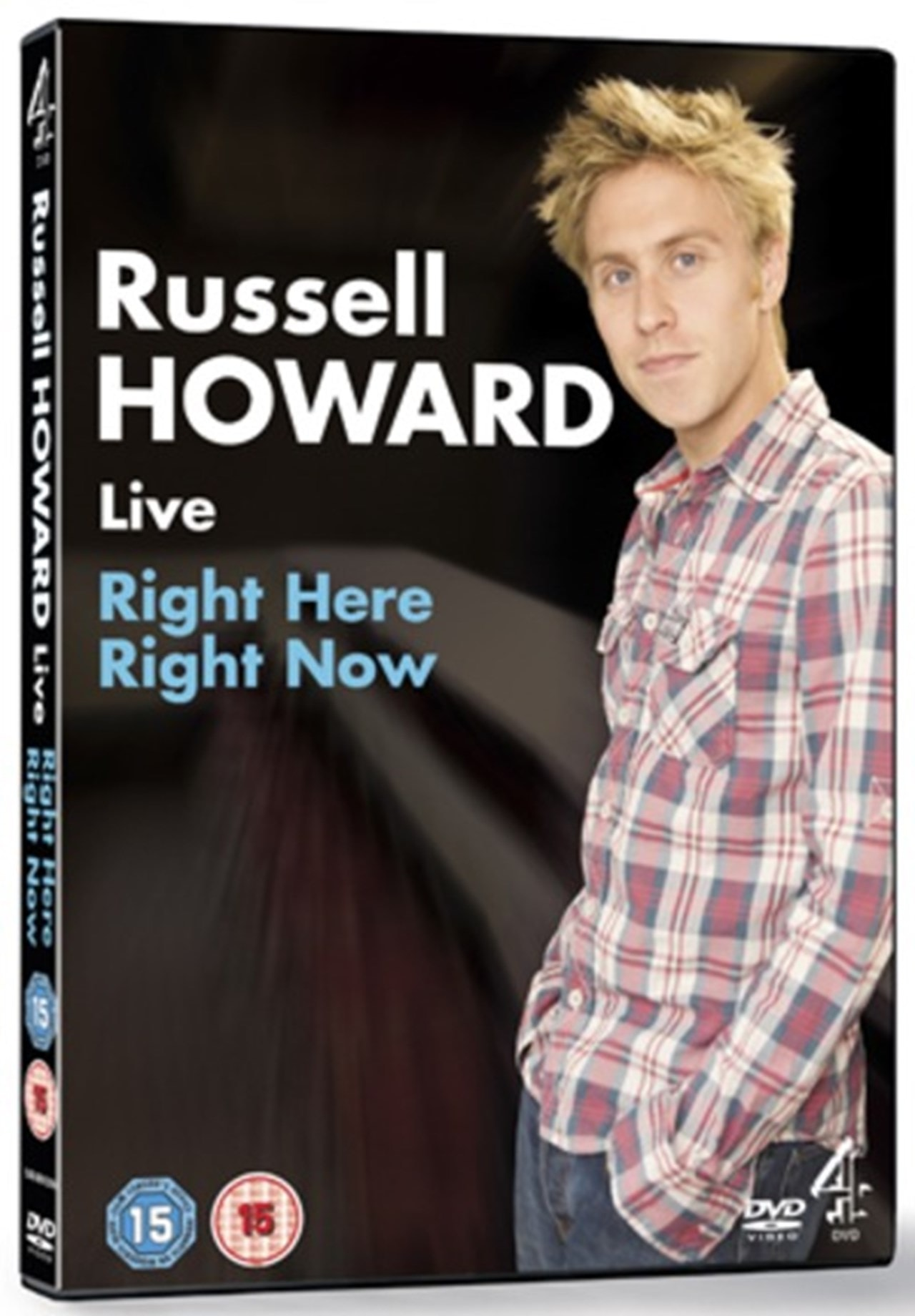 Russell Howard: Right Here Right Now - 1