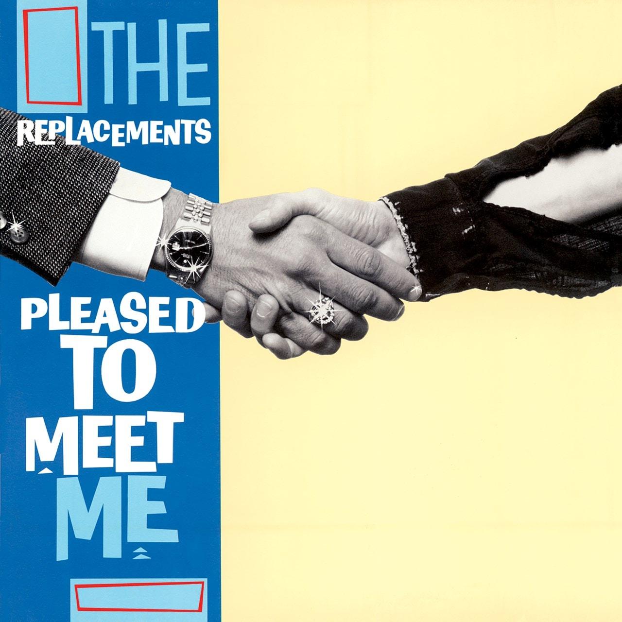 Pleased to Meet Me - 1