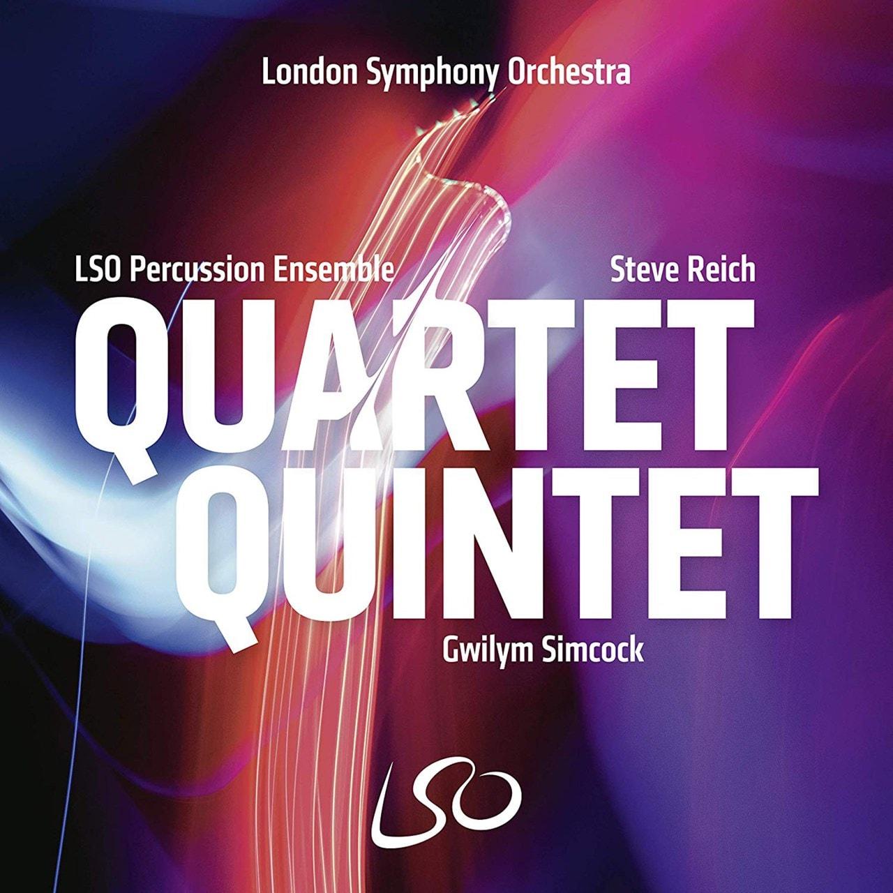 LSO Percussion Ensemble: Quartet Quintet - 1