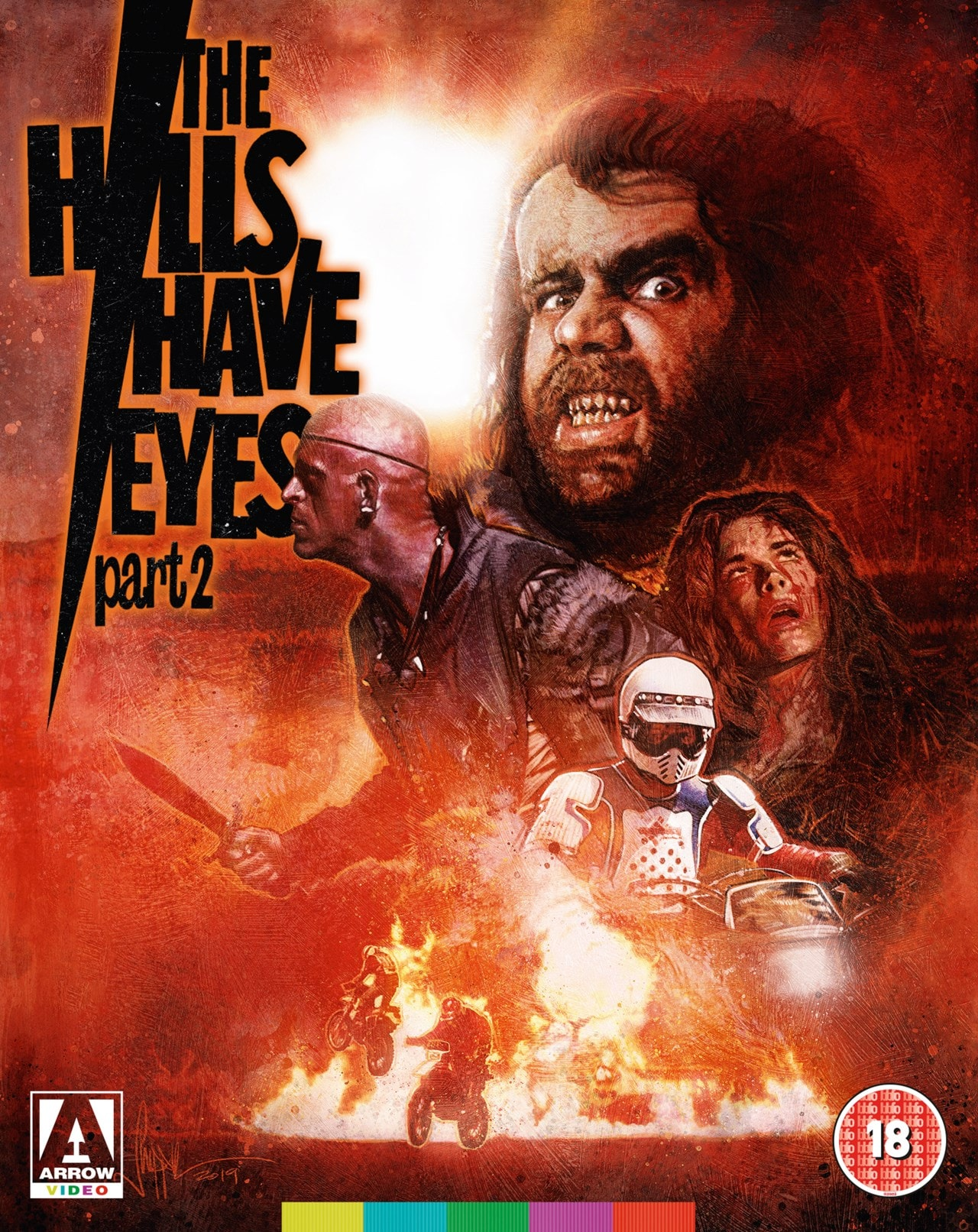 The Hills Have Eyes, Part 2 - 1
