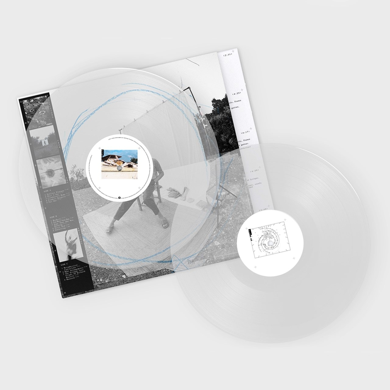 Collections from the Whiteout - Limited Edition Transparent Vinyl - 2