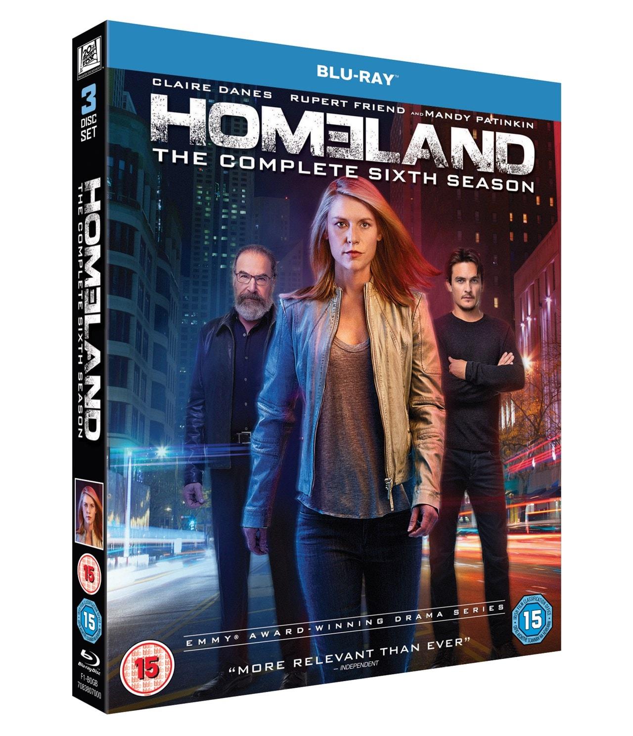 Homeland: The Complete Sixth Season - 2