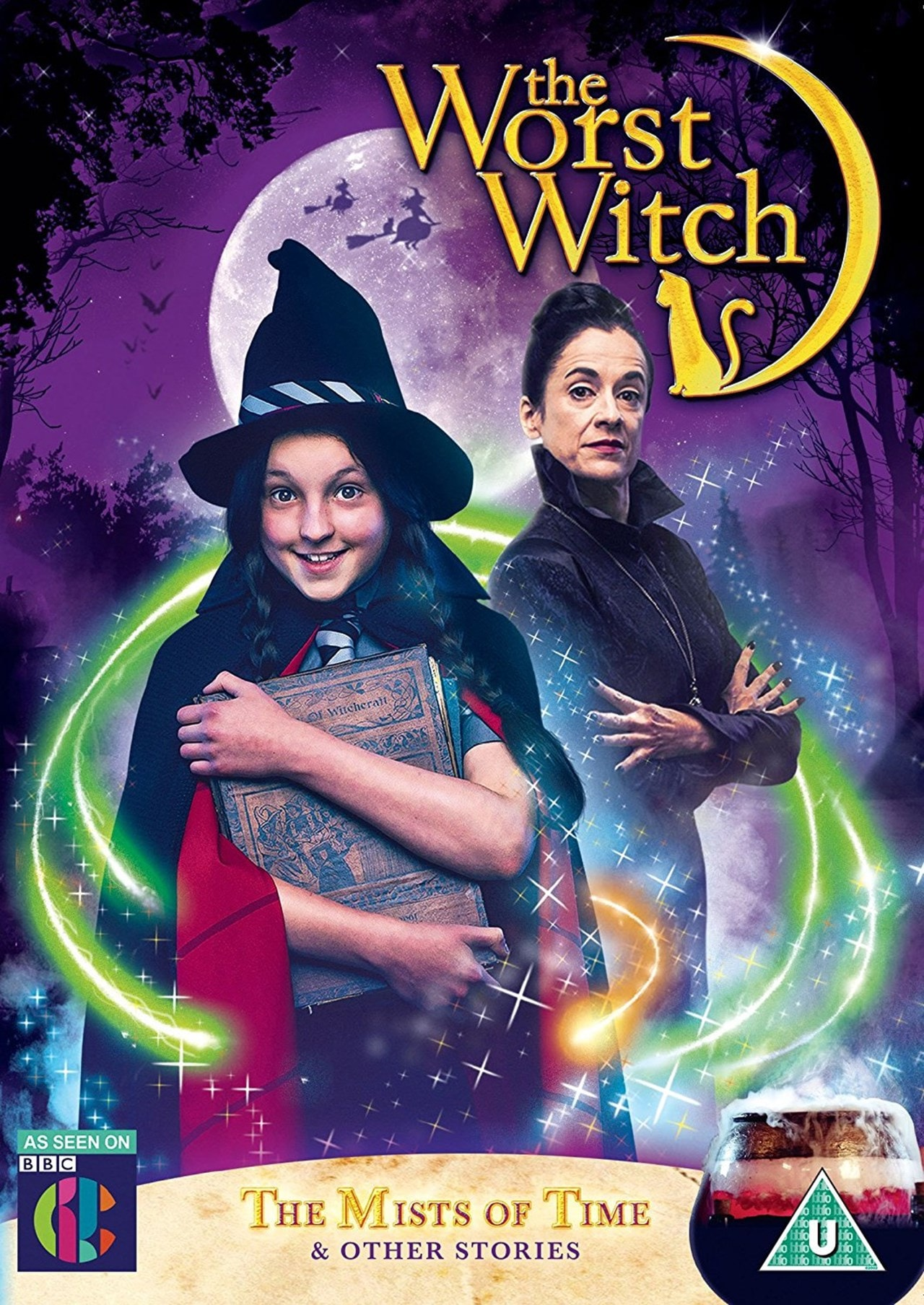 The Worst Witch: The Mists of Time & Other Stories - 1