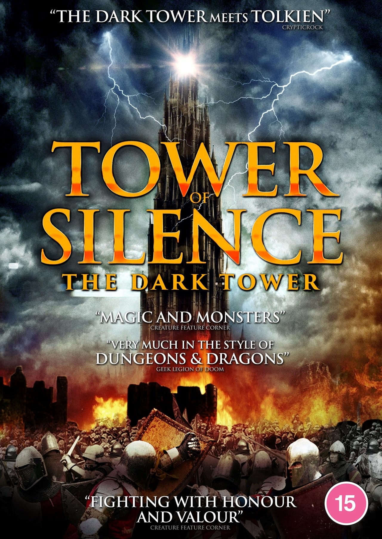 Tower of Silence - The Dark Tower - 1